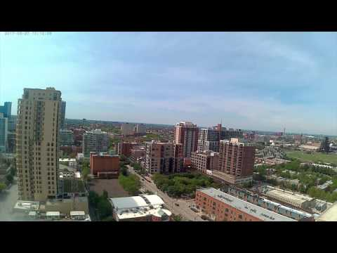Chicago Time Lapse - 27th May 2017