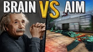 Smart Clutches Vs Clutches Showcasing Sick Aim Brain Vs Aim
