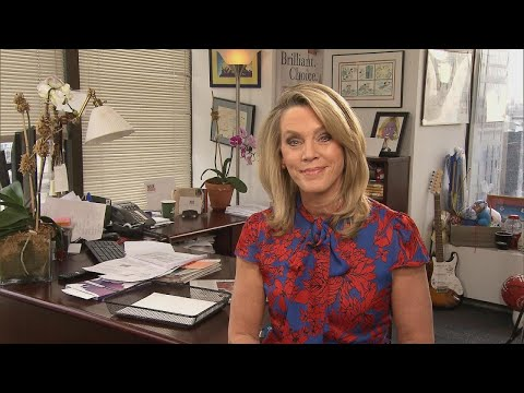 'Inside Edition' host Deborah Norville to have cancer surgery after TV viewer noticed a lump on her neck