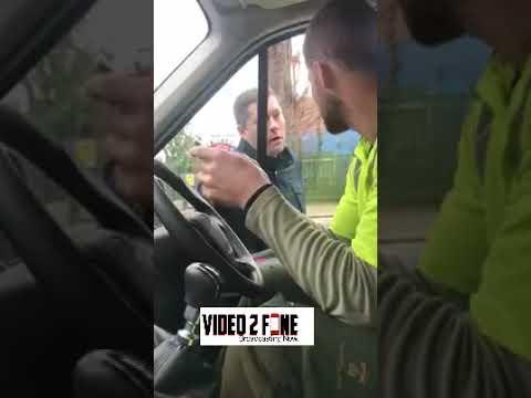 Road-rage man brandishing blade in Bethnal Green