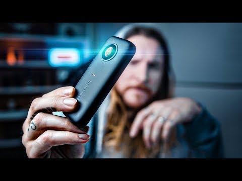 Insta360 Titan - 11K 10-bit Color 3D 360° Professional VR