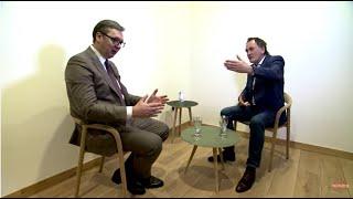 Supereksluzivni intervju Aleksandra Vučića i Senada Hadžifejzovića! Najava za historijski intervju!