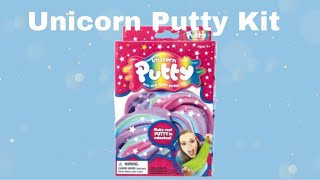 Unicorn Putty/Slime