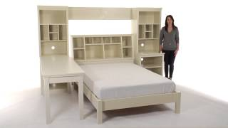 Enjoy A Functional Blend Of Style And Storage With These Teen Beds | Pbteen