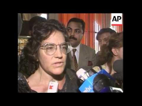 IRAQ: SANCTIONS ON IRAQ: US DELEGATION ASSESSMENT TEAM