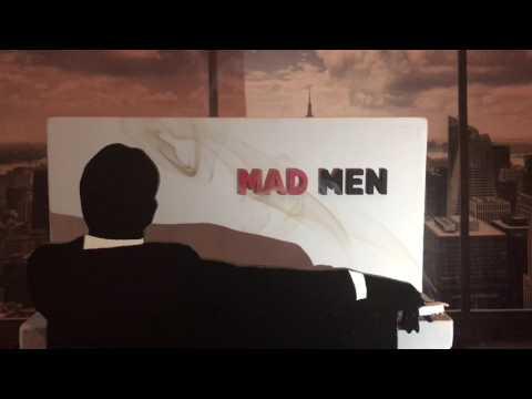 Mad Men incense burner