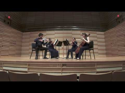 Frost School of Music Stamps String Quartet