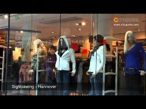Sightseeing Hannover english