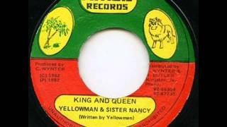 Yellowman & Sister Nancy - King And Queen
