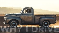 """""""For Sale or For Parts"""" - Lori's resurrected 1948 Ford F1 truck   Why I Drive - Ep. 12"""