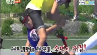 Vietsub - Running man Ep 256 @Guest 2PM ( Review)