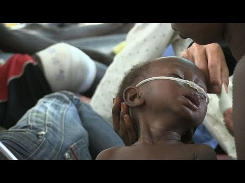 UN: South Sudan faces 'humanitarian catastrophe'