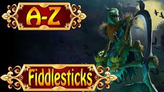 FIDDLESTICKS, Der Unheilsbote - League of Legends A-Z