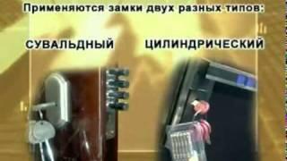 видео Фурнитура двери Форпост