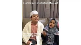 Alwi Assegaf Sholawat YA IMAMARRUSLI bersama Aminah Yoshida Assegaf