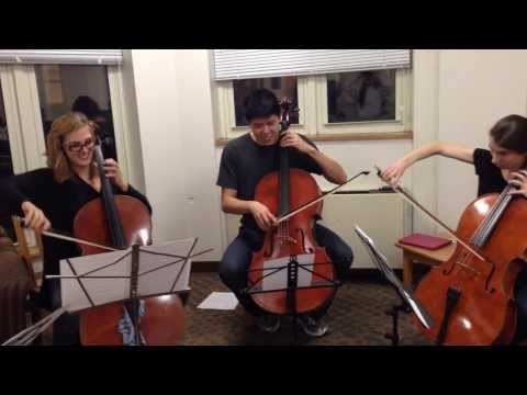 Columbia Fight Song: String Theory Style!