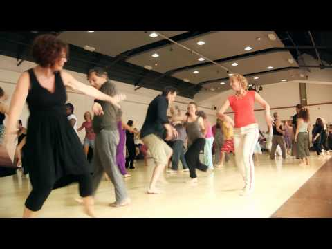 5 Rhythms Totnes - A Conscious Dance Practice - a film by Emma Goude of Green Lane Films