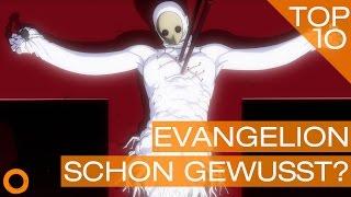 Top 10 Facts: Neon Genesis Evangelion - Geheimnisse, Unglaubliches & Wissenswertes - JARTS #09