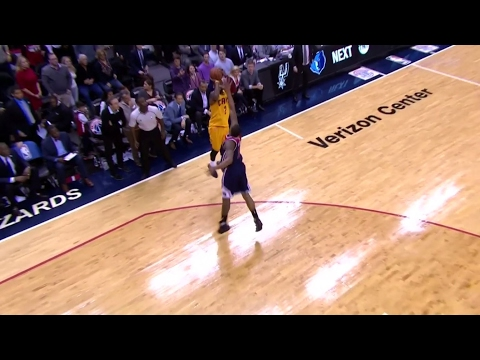 Kyrie Irving with 2 Clutch Shots in OT!!! | 02.06.17