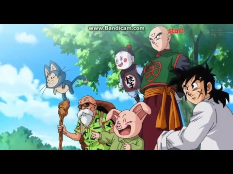 Dragon Ball Super theme ENGLISH DUBBED