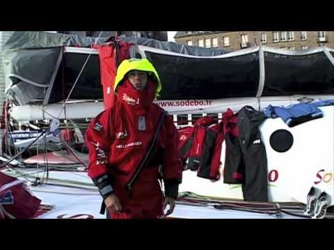 Helly Hansen - Ocean racing suit review