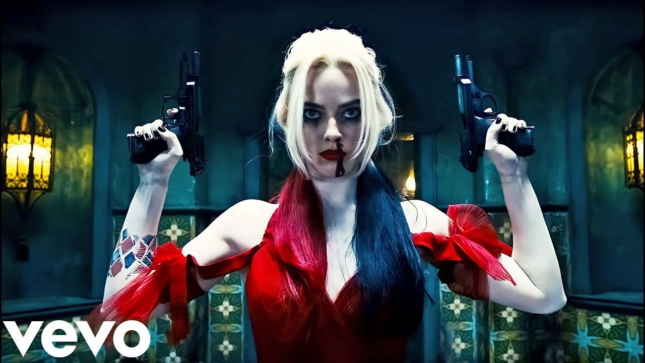 اغنية اجنبية للتيك توك مطلوبة [Remix]   Harley Quinn - Mask Off