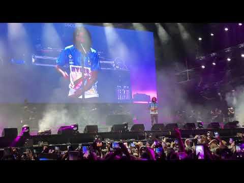 J. Cole - Window Pain (Live @ Rolling Loud Miami 2018)