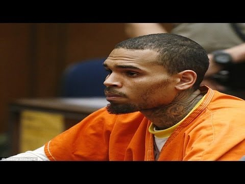 Chris Brown Faces More Jail Time for Probation Violation #ChrisBrown