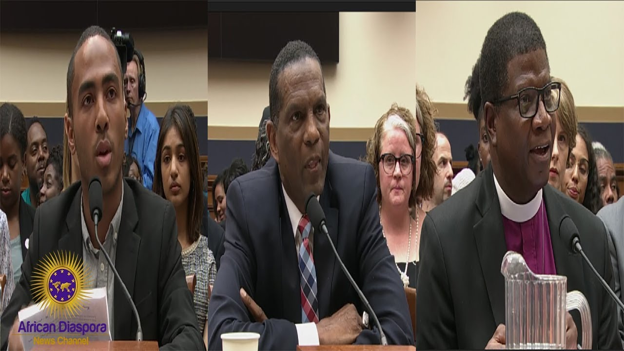 Republicans Purposely Invited 3 Sell Outs To Undermine Reparations Hearing