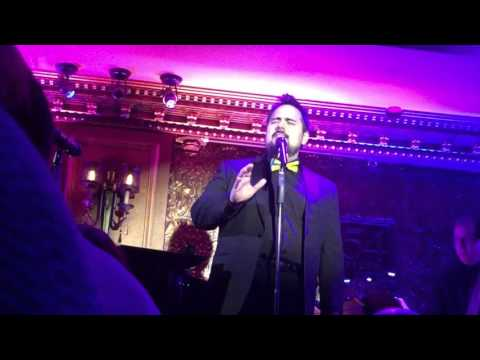 "Charles Stevens - ""Beautiful City"" live at 54 Below"