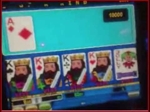 american poker novoline tricks