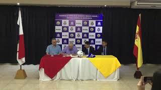 PRESENTACIÓN DEL CLUB DEPORTIVO TENERIFE ACADEMIA PANAMÁ SOCIEDAD ESPAÑOLA DE BENEFICENCIA