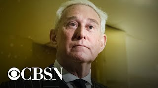 Roger Stone sentenced for lying to Congress, witness tampering, obstruction
