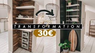 DIY 30€ Makeover - Regal selber bauen günstig & schnell | EASY ALEX
