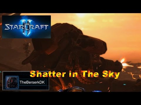 StarCraft II Shatter in The Sky Movie In