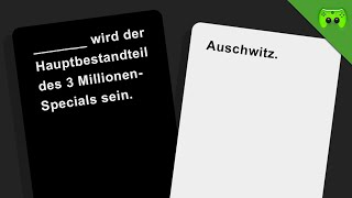 PIEP WAR DOCH SAFE RELOADED 🎮 Cards Against Humanity