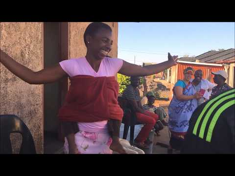 How to carry a baby in South Africa by Dunamis Connections