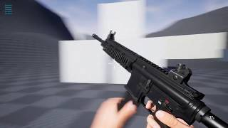 Unreal Engine Mad Recoil Pattern FPS Update 1