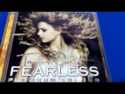 Review - Taylor Swift - Fearless Platinum Edition