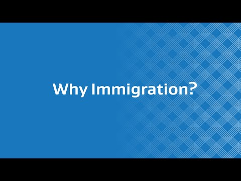 Why Immigration?