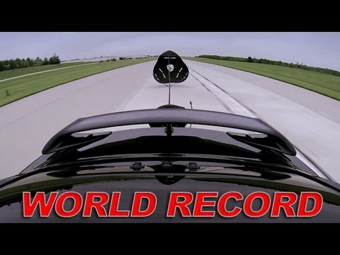 Nissan GT-R Alpha Omega - 0-300 kph: 10.15 sec - Insane ACCELERATION & SOUND