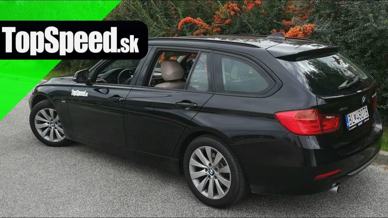 34c65b7697e3 Jazdenka BMW rad 3 F30 F31 - TopSpeed.sk - YouTube