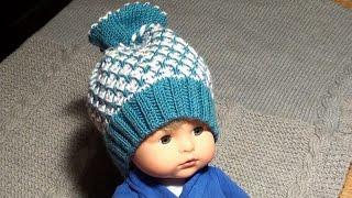 Детская шапочка. Начало