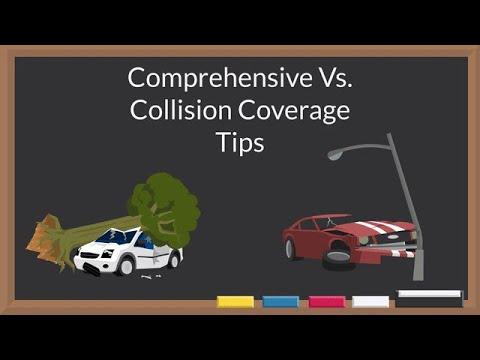 #IQ #Comprehensive #Collision Auto Insurance Explained - Comprehensive Vs. Collision Coverage Tips