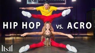 R.I.P. - Sofia Reyes ft Rita Ora & Anitta | ACRO DANCE Challenge ft Rybka Twins Video