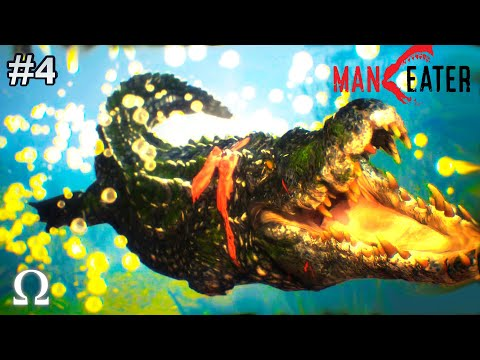 The APEX ALLIGATOR Is A BEAST! 🦈   ManEater Episode 4