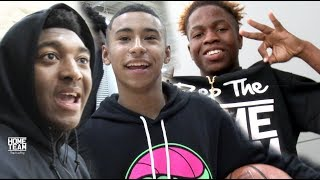 All Access Episode at MSHTV Camp! Kyree Walker, Julian Newman, Zion Harmon (2016)