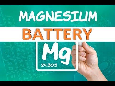 Ionic liquid for Magnesium Battery?