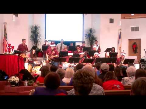 "Warner Christian Academy Jazz Band: ""Carol Of The Bells"""