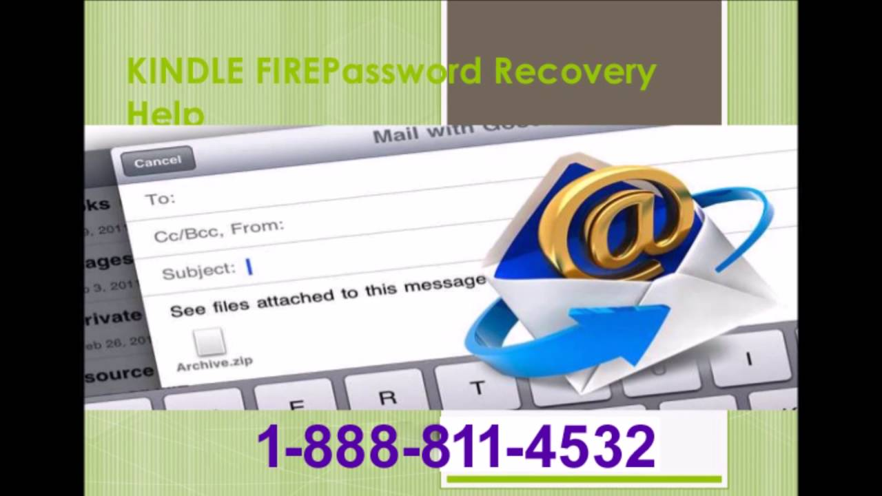 1 888 811 4532 Kindle Fire Tech Support Phone Number - YouTube